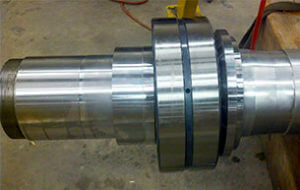 Main bearing overhaul