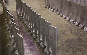 Howden/Novenco, Cemax, Flakt blade rebuilds